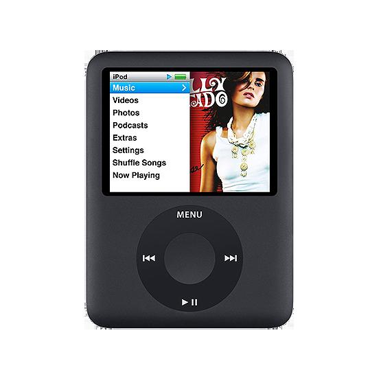 iPod nano (3ª generación)