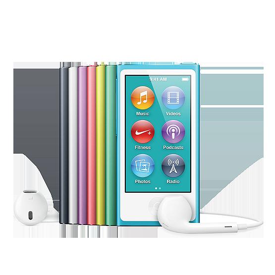 iPod nano (7ª generación)