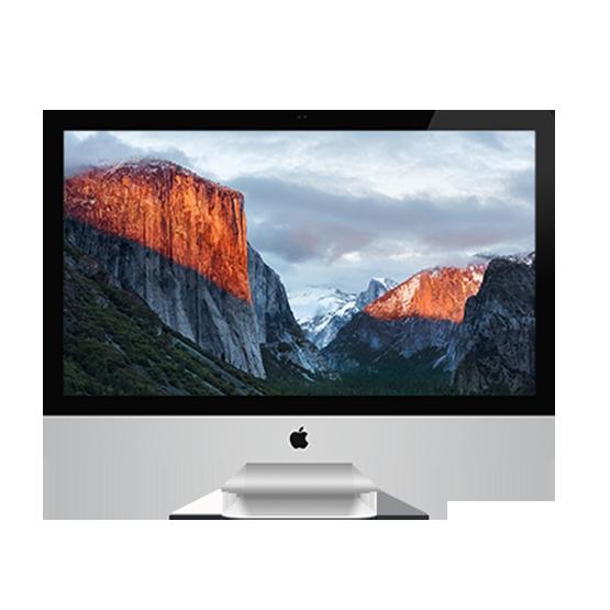 iMac 21,5 inch Late 2015
