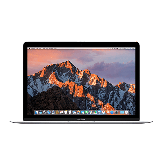 Macbook Retina 12 inch 2017