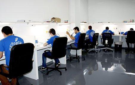 Técnicos IfixRapid