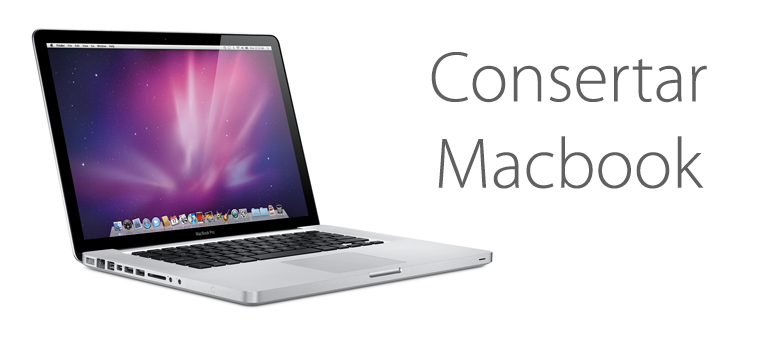 Consertar Macbook