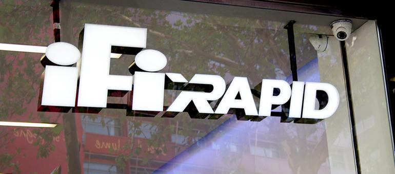 Vem a iFixRapid Madrid