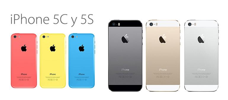 Comprar iPhone 5S e iPhone 5C em Espanha. A conta atrás
