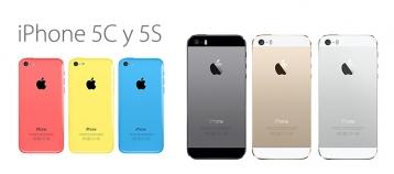 iphone 5c e 5s espanha
