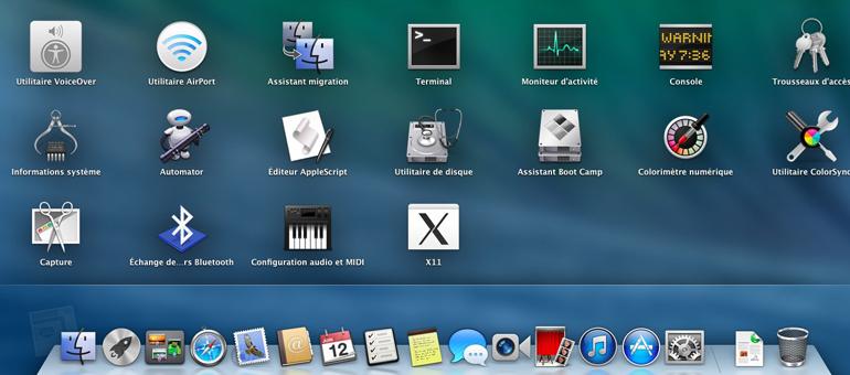 Novo sistema operativo Mavericks