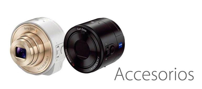 Sony QX10 y QX100, cámaras para nuestro iPhone