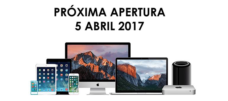 Nuevo Servicio Técnico Apple en Alberto Aguilera