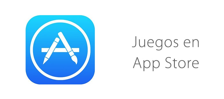Sección de juegos españoles en App Store