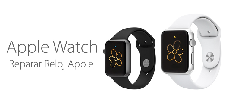 Reparaciones para Apple Watch en iFixRapid