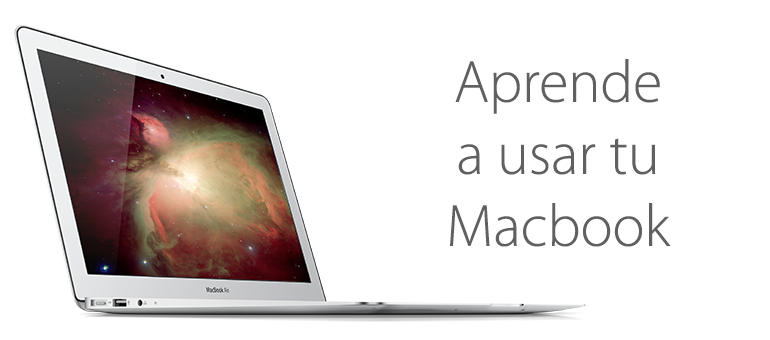 Curso para aprender a usar Macbook en Madrid