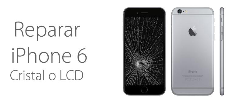 La pantalla de mi iPhone 6 o iPhone 6 Plus está rota ¿Dónde lo arreglo?