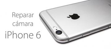 camara iphone 6 reparar