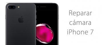 Arreglar la cámara de iPhone 7 en iFixRapid