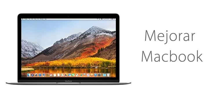 Aumentar la capacidad de almacenamiento de Macbook Pro