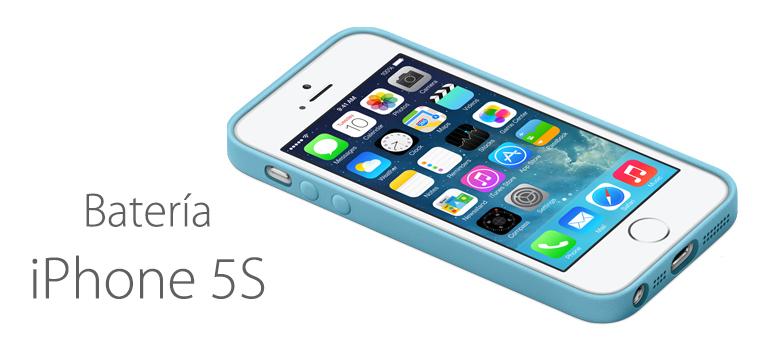 Cambiar la batería de iPhone 5S en nuestro servicio técnico Apple