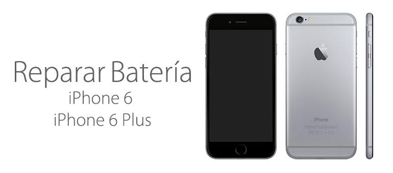 Cambiar la batería de iPhone 6 y iPhone 6 Plus con iFixRapid