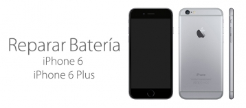 bateria iphone 6 y iphone 6 plus
