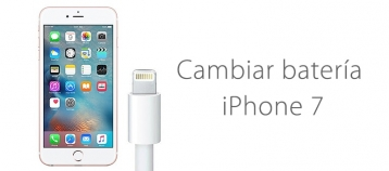cambiar iphone 7 no funciona servicio tecnico apple