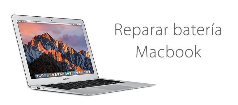 Cambiar batería de Macbook si dura muy poco