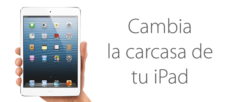 Cambiar la carcasa de iPad Mini en iFixRapid