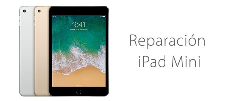 Cambiar la pantalla rota de iPad Mini sin cita previa