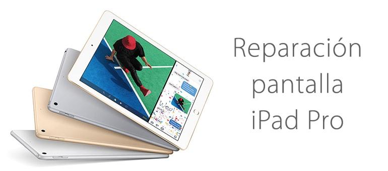 Cambiar la pantalla rota de iPad Pro en iFixRapid