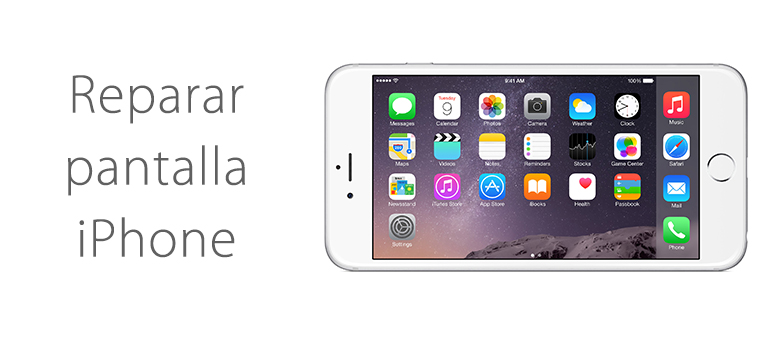 La pantalla de iPhone 7 se mueve sola sin tocarla