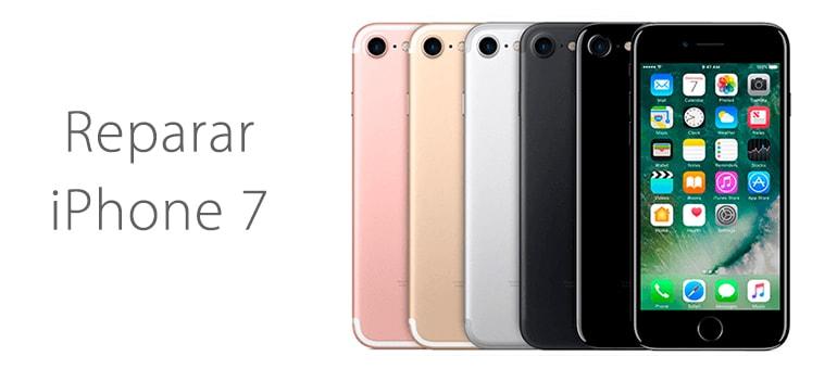 Arreglar la pantalla rota de iPhone 7 de forma rápida y eficaz