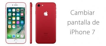 cambiar pantalla iphone 7 rota ifixrapid alberto aguilera