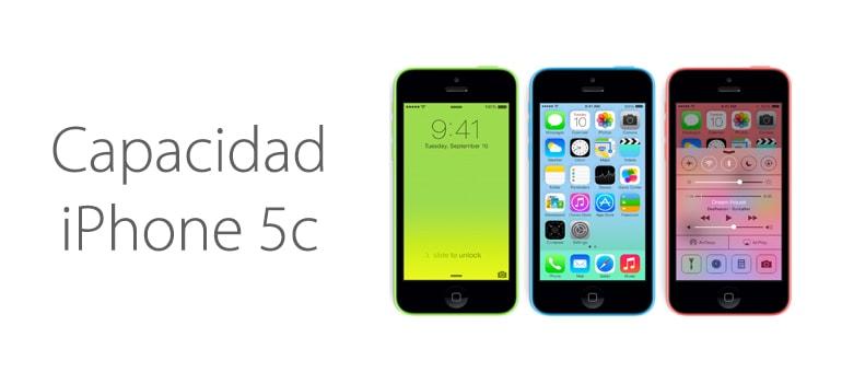 iPhone 5C de 8GB a la venta en España