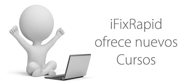 iFixRapid presenta nuevos cursos Apple para ordenadores