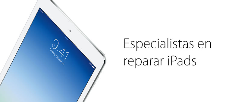 Reparar iPad en iFixRapid. La solución para tu iPad.