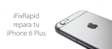 reparar iphone 6 plus cristal