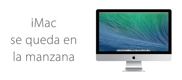 Solución para iMac se queda colgado en la manzana