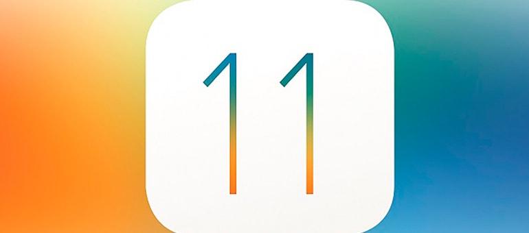 iOS 11 en otoño junto con nuevos modelos de iPhone