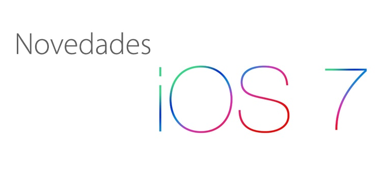 Novedades de iOS 7