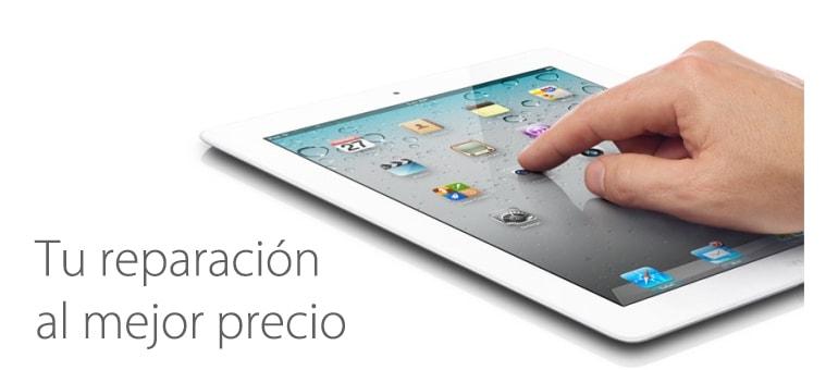 Reparación de iPad