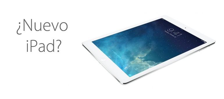 El nuevo iPad Pro será de 13 pulgadas e incluirá Touch ID.
