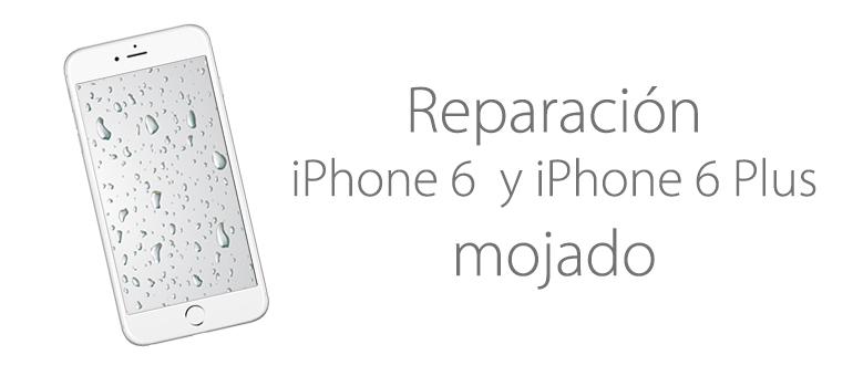 iFixRapid repara tu iPhone 6 mojado