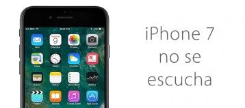 reparar iphone se escucha mal o distorsionado cuando llaman ifixrapid
