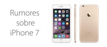 Lo más comentado sobre el posible iPhone 7
