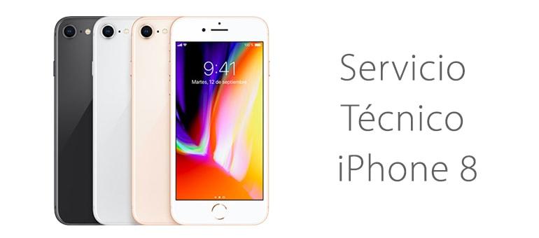 Cambiar la pantalla rota de iPhone 8