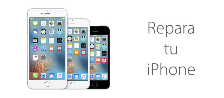 Reparar el botón de encendido de iPhone 6