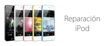 reparar ipod 5 touch
