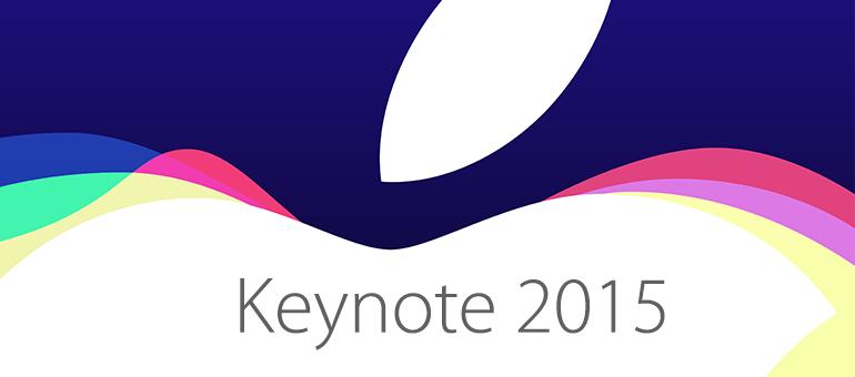 Ya queda menos para la Keynote 2015 de Apple