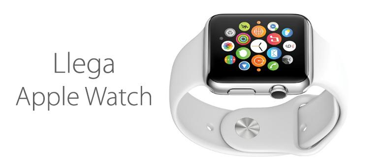 Fecha de lanzamiento y precios de Apple Watch