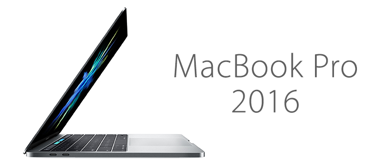 Nuevo Macbook Pro 2016 ya disponible