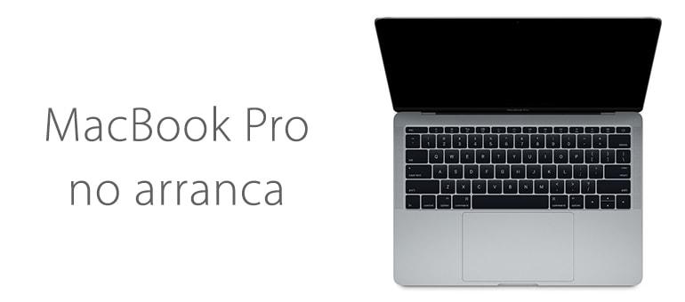 Mejora el rendimiento de Macbook Pro si no arranca