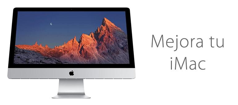 Puesta a punto de tu iMac en el centro de Madrid